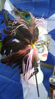 Masque: Feather Detail 1