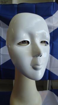 Masque: Plain Kabuki