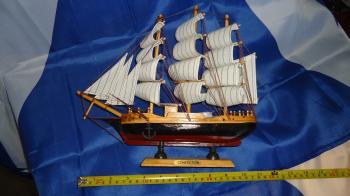 Model Ship: 30cm