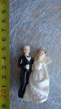 Bride & Groom: 2