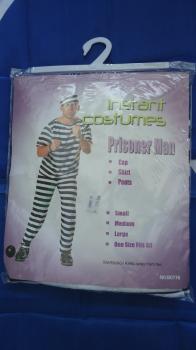 Prinsoner Costume