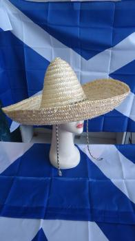 Mexican Straw Hat: 50cm