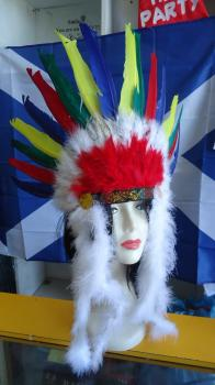Indian Head Band
