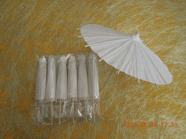 Paper Parasol - Set Small