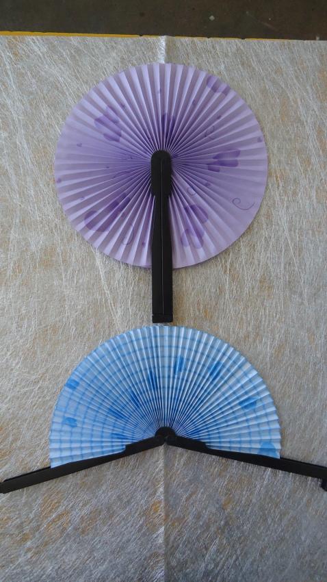 Paper Fan: Folding