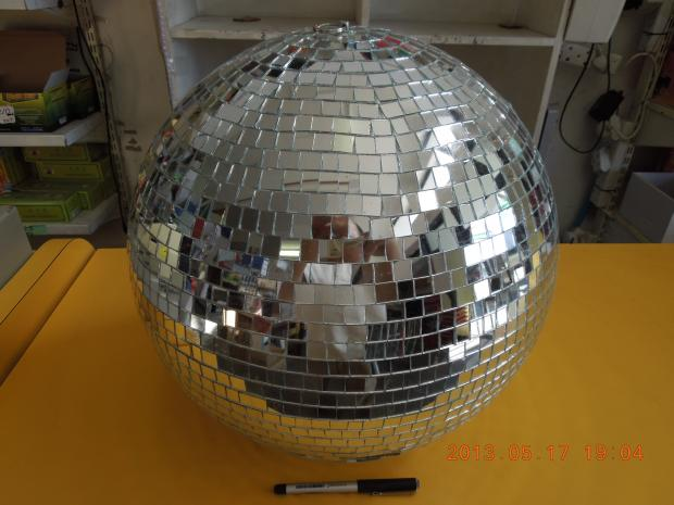 Disco Mirror Ball 40cm