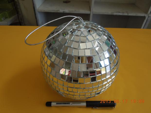 Disco Mirror Ball 15cm