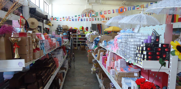 Abc wholesalers party items gifts decor and novelties at wholesale prices - Wholesale home decor merchandise model ...